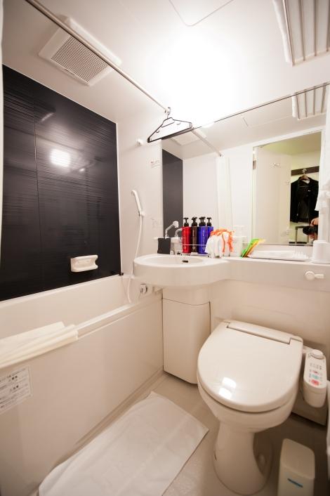 Sotetsu Fresa Inn - Bathroom with bath tub