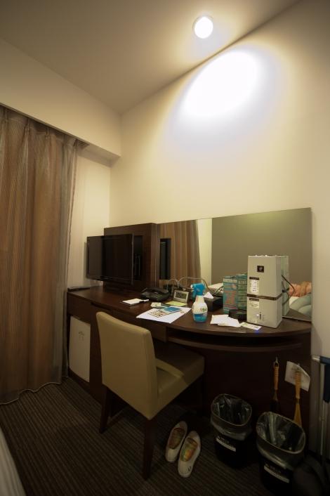 Sotetsu Fresa Inn - Double room