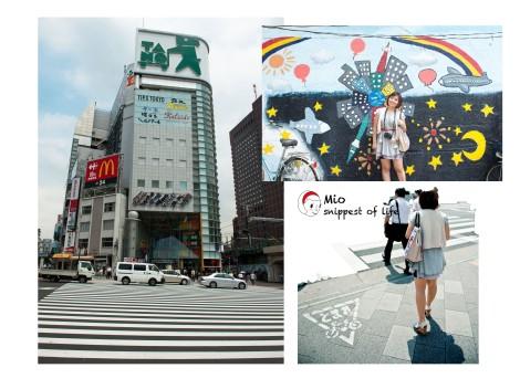东京新宿迷路,找不到车站