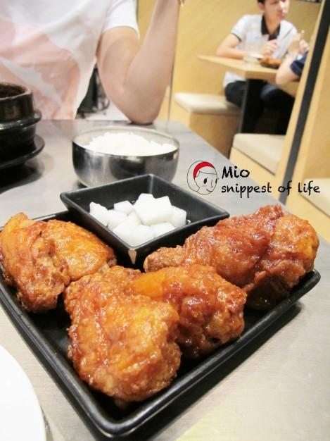 Bonchon - Spicy fried chicken