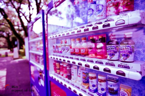 江戸東京たてもの園-饮水贩卖机
