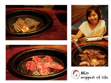 """日本东京美食-""""牛角烤肉"""""""