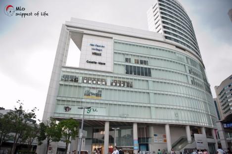 横滨站-GU, Uniqlo 的子牌子,非常便宜,来看看吧!