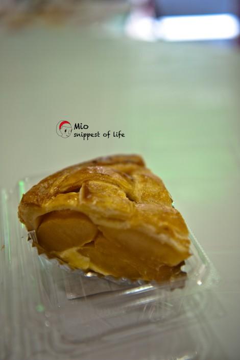 妈妈的派-一个吃不够的苹果派