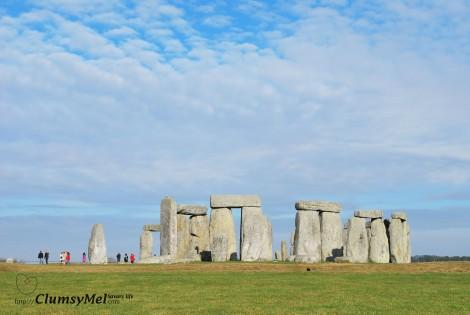 带有神秘色彩的 Stonehenge