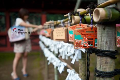 根津神社-只挂了2分钟(哈)