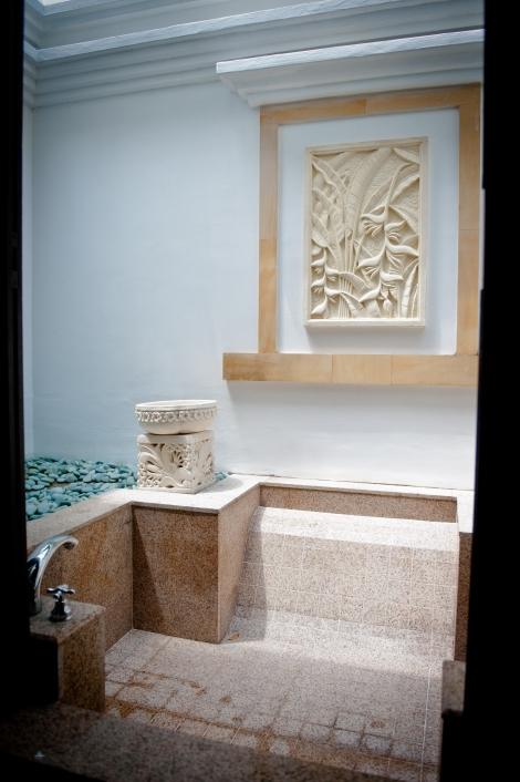 Pangkor Laut Resort, Malaysia - Bath tub