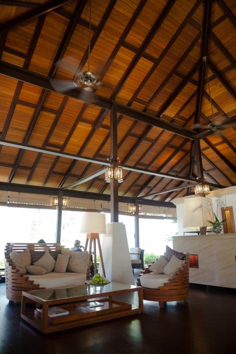 Pangkor Laut Resort - Lobby