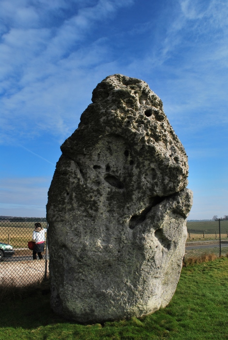 Stonehenge -Frair's heel