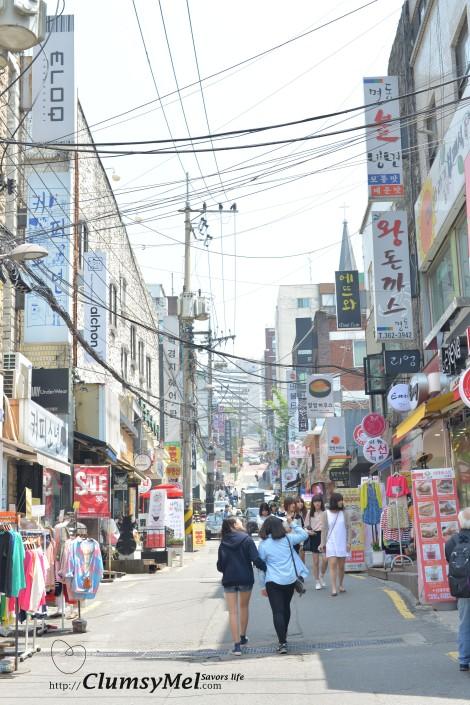 新村購物街