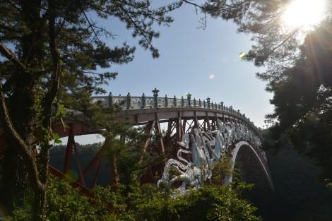 天帝淵瀑布-七仙女橋