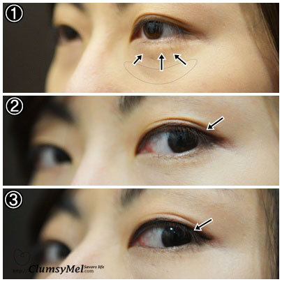 遮瑕/双层眼线